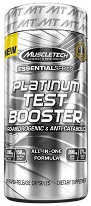 Muscletech Essential Test Booster 60 caps