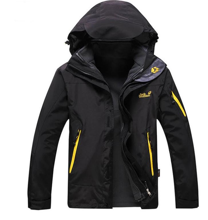 30d6860c94df6 Мужская Куртка 3 в 1 JACK WOLFSKIN. Куртки Спортивные. Зимние Куртки Мужские.  Демисизонная Куртка — в Категории