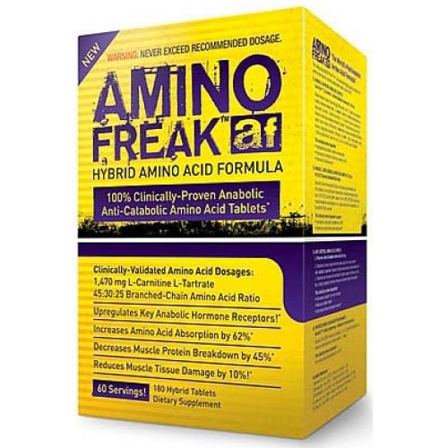 Pharma Freak Amino Freak 180 caps