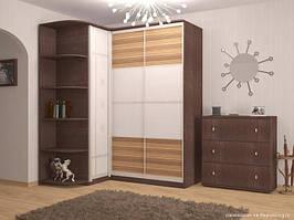 Угловой шкаф-купе. Идеальное решение в прихожую или в комнату.
