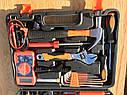 Набор инструментов 29 предмета, пластиковый кейс. Sturm 1350201, фото 7