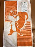 Махровое полотенце для рук ТМ Речицкий текстиль, размер 68*40см,100%хлопок