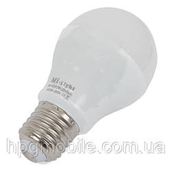 Светодиодная (LED) лампочка MiLight RGBW 6 Вт, теплый белый, E27