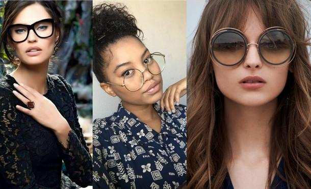 Модные женские очки 2017
