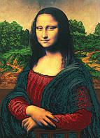 """Схема для вышивки бисером """"Мона Лиза"""", А3"""