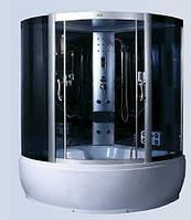 Гидромассажный бокс Vivia Bellagio HT-101-1A 150х150х222 Душевая кабина