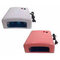 УФ лампа для ногтей 36 Вт таймер 120 с ZM818