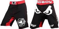 Мма шорты Bad Boy Legacy  black-red