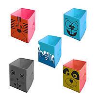 Ящик для хранения игрушек 30*30*45 см