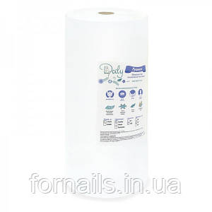 Полотенца в рулоне 40*70 см, 40г/м2, 100 шт, сетка Doily