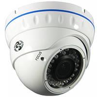Видеокамера AVD-H800VFIR-30W/2.8-12 цветная купольная для видеонаблюдения