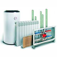 Отопление, водоснабжение, сантехника