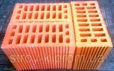 Новинка! Блок керамический крупноформатный.