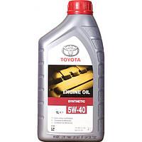 Моторное масло Toyota Engine Oil SAE 5w-40
