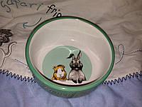 Кормушка для кролика