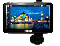 Автомобильный GPS-навигатор Tenex 70 Е с лиц. Navitel