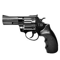 """Револьвер под патрон Флобера PROFI-3"""" (черный/пластик)"""