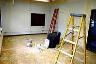 Устранение запаха краски, лаков, обоев, древесины, побелки, пластика в помещениях после ремонта.