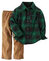 Рубашка с брюками 18 мес