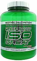 Zero Isogreat Scitec Nutrition, 2300 грамм