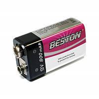 Аккумулятор Beston CR-9V 800mAh Li-ion