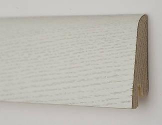 Плинтус деревянный шпонированный Дуб зимний