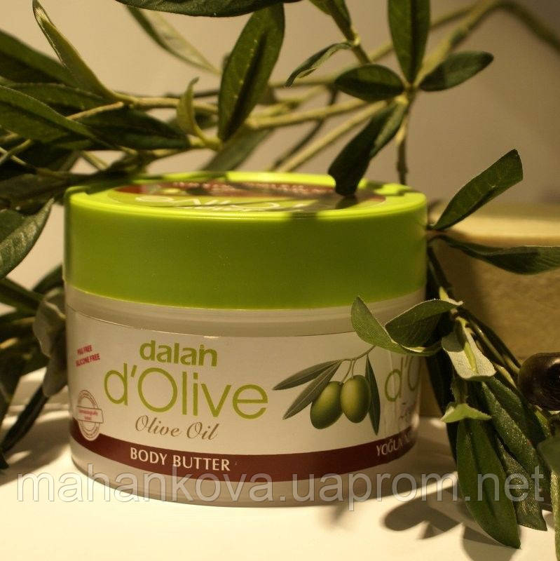 Крем-масло Оливковое для рук и тела Dalan D'Olive 250мл