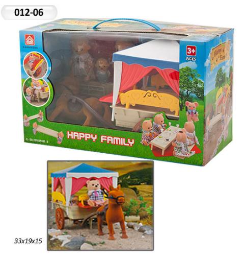 Карета Happy  Family 012-06