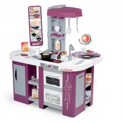 Интерактивная детская кухня Tefal Studio XL Smoby 311005