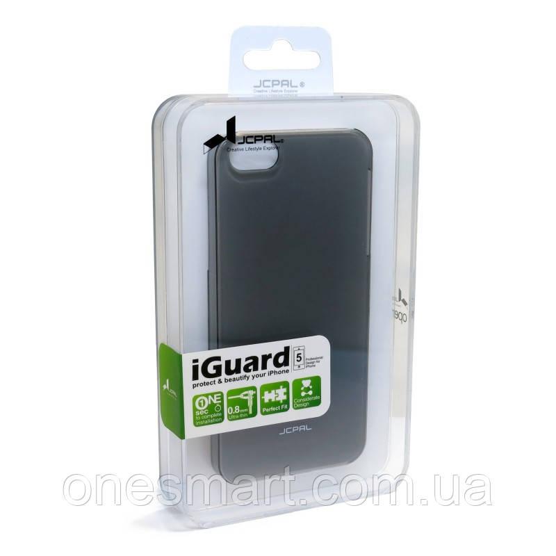 Чохол Apple iPhone 5, 5s, SE, JCPAL серія Ultra-thin, колір Black