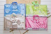 Набор одежды 7 предметов для новорожденных