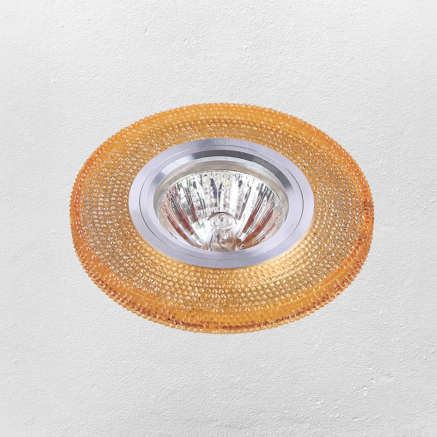 Точечный врезной светильник (модель 05-А56)