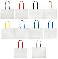 Эко сумка с логотипом  42х32х10 см