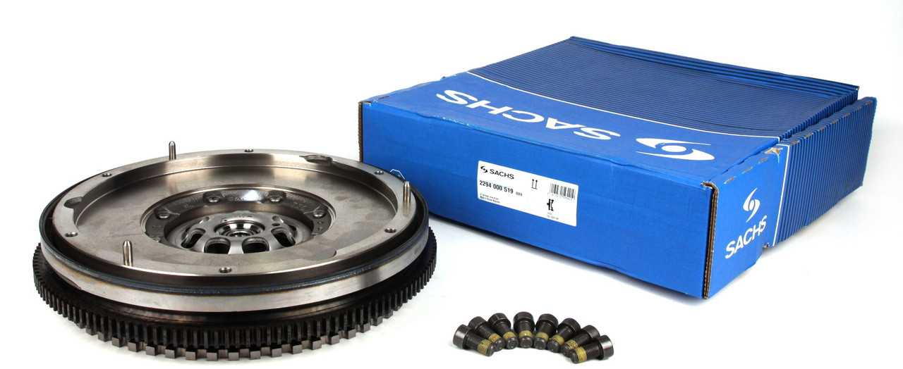 Демпфер сцепления MB Sprinter 2.2-2.7CDI (OM611/612) Sachs
