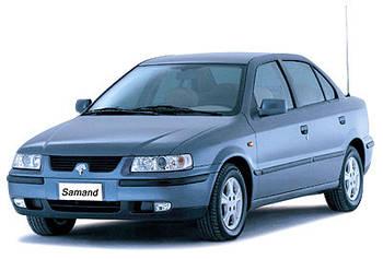 Samand [2002 - ]