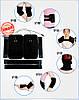 Электрический многофункциональный инфракрасный тепловой комплект мокса прижигания колена, плеча,шеи, лодыжки, фото 4