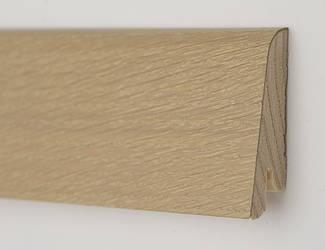Плинтус деревянный шпонированный Дуб бейлиз