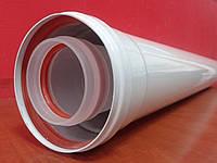 Удлинитель 0,5м (500мм) 60/100 КОНДЕНСАЦИОННЫЙ усиленный