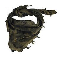 Шарф Шемаг M-Tac Pirate Skull Green/Black, фото 1