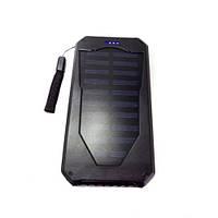 Солнечное зарядное устройство Power Bank 25800 mAh , внешний аккумулятор
