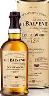 Односолодовый виски Шотландия Балвени 12 лет Даблвуд 0,7л  Balvenie 12 years Doublewood