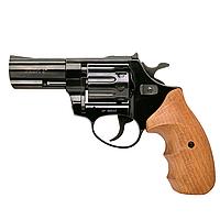 """Револьвер под патрон Флобера PROFI-3"""" (черный/бук)"""