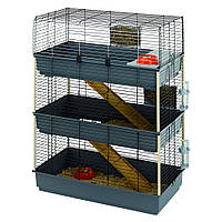 Ferplast Rabbit 100 Tris Трехэтажная клетка для кроликов
