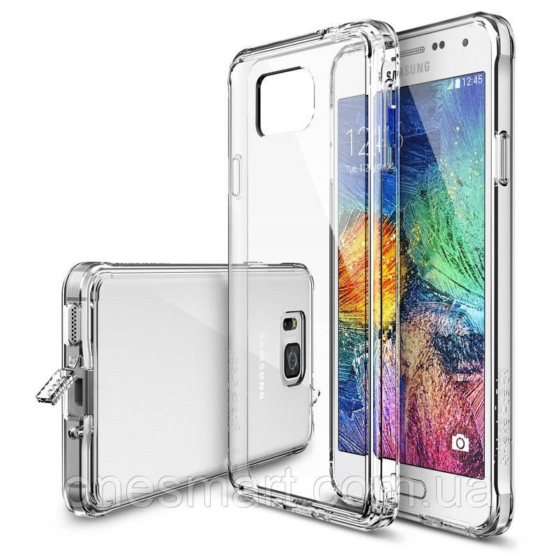 Чехол Ringke Fusion для Samsung Galaxy Alpha (Crystal View)