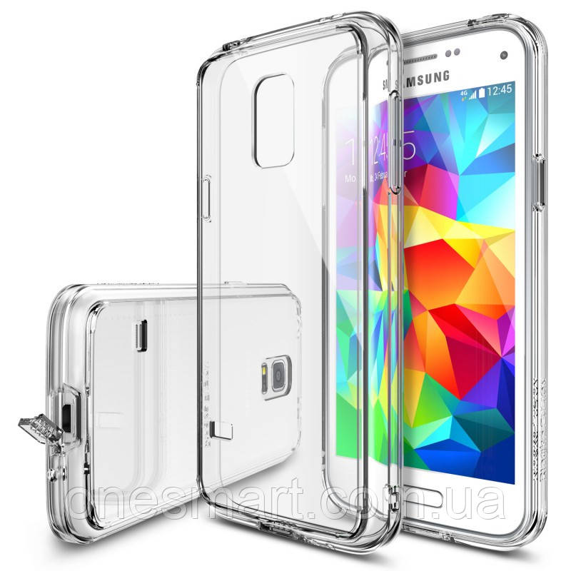 Чохол Ringke Fusion для Samsung Galaxy S5 mini (Crystal View)