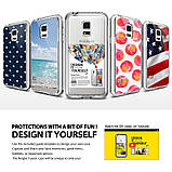 Чохол Ringke Fusion для Samsung Galaxy S5 mini (Crystal View), фото 7