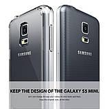 Чохол Ringke Fusion для Samsung Galaxy S5 mini (Crystal View), фото 8