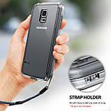 Чохол Ringke Fusion для Samsung Galaxy S5 mini (Crystal View), фото 9
