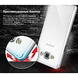 Чохол Ringke Fusion для Samsung Galaxy A3 Black Smoke, фото 3