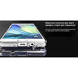 Чохол Ringke Fusion для Samsung Galaxy A3 Black Smoke, фото 4